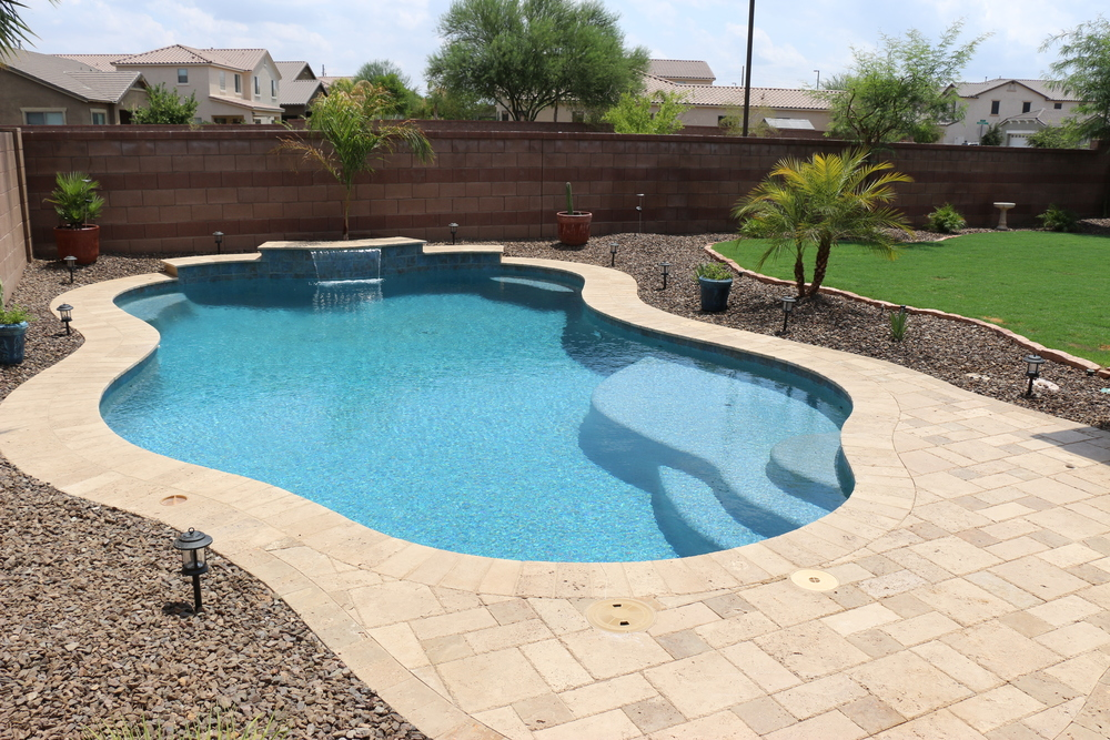 Freeform Swimming Pool Gallery Presidential Pools Spas