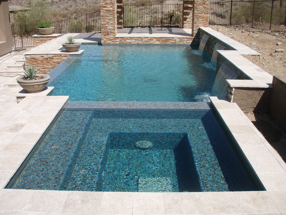 Geometric Pool Design
