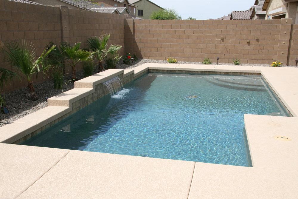 Backyard Design Basics: Presidential Pools, Spas & Patio Of Arizona