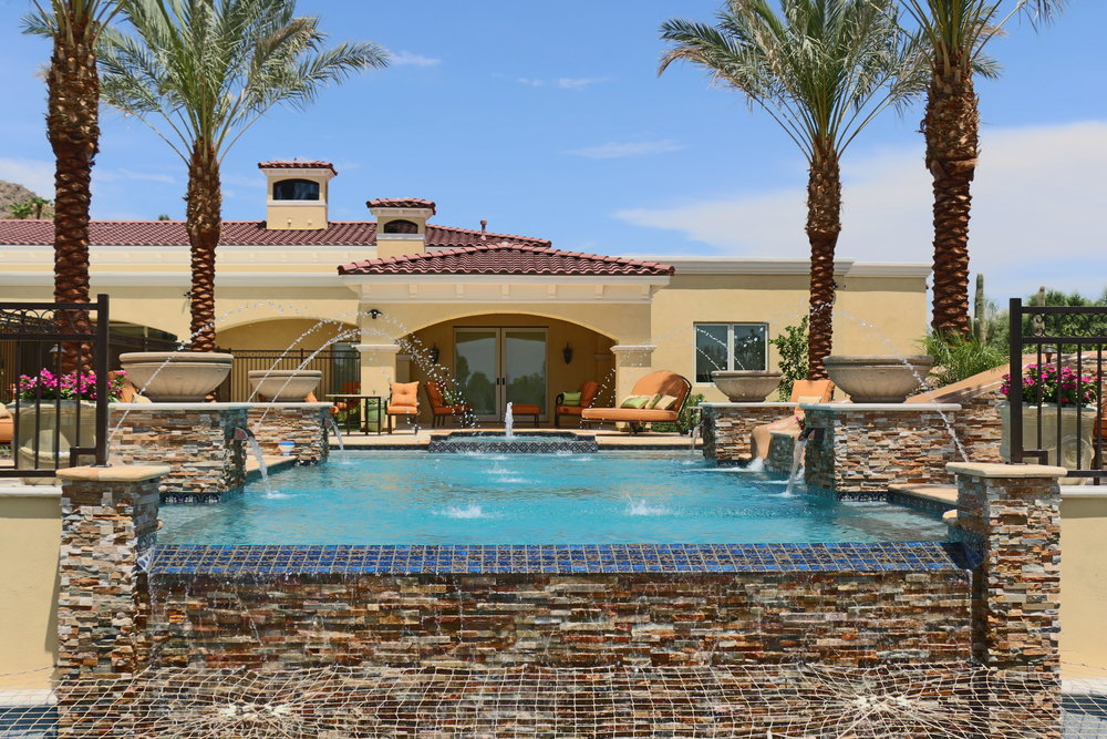Pool Pictures Gallery : Swimming pool gallery — presidential pools spas patio