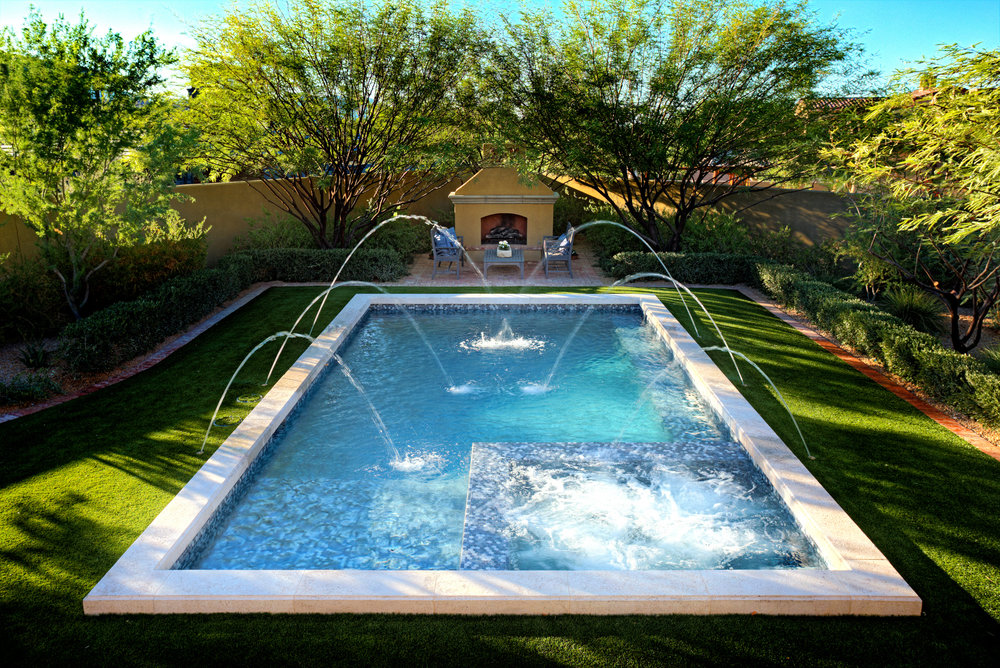 Swimming Pool Gallery — Presidential Pools, Spas & Patio of Arizona
