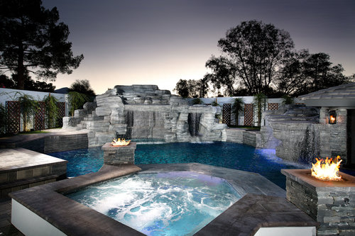 Largest pool builder in phoenix tucson presidential for Pool builders in az