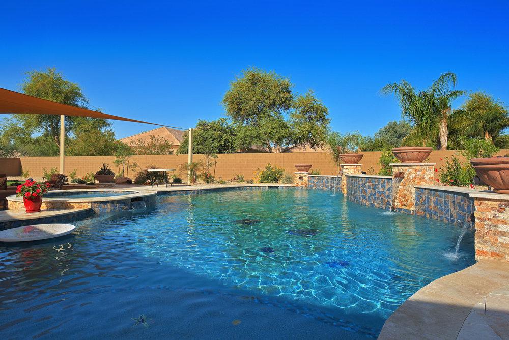 Freeform Swimming Pool Gallery — Presidential Pools, Spas & Patio of ...