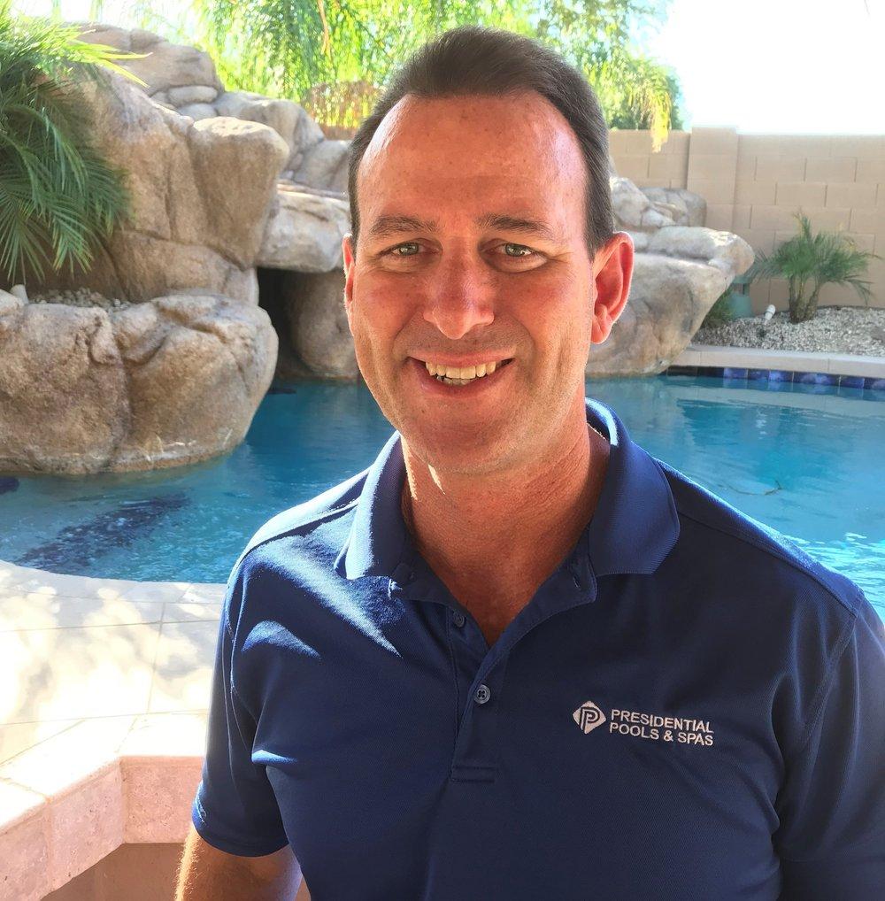 Larry Duffy Presidential Pools, Spas & Patio Designer