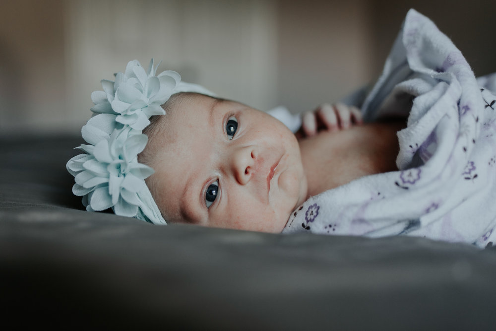 Phenix City Newborn Lifestyle Photographer