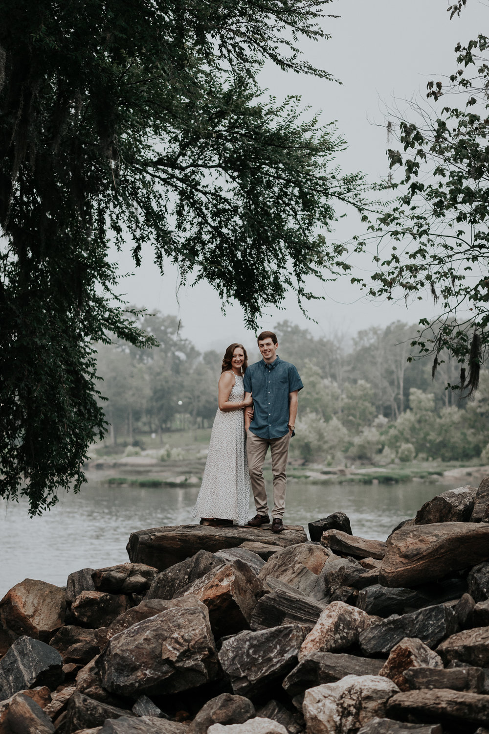 Columbus Georgia Engagement, Elopement and Wedding Photographer