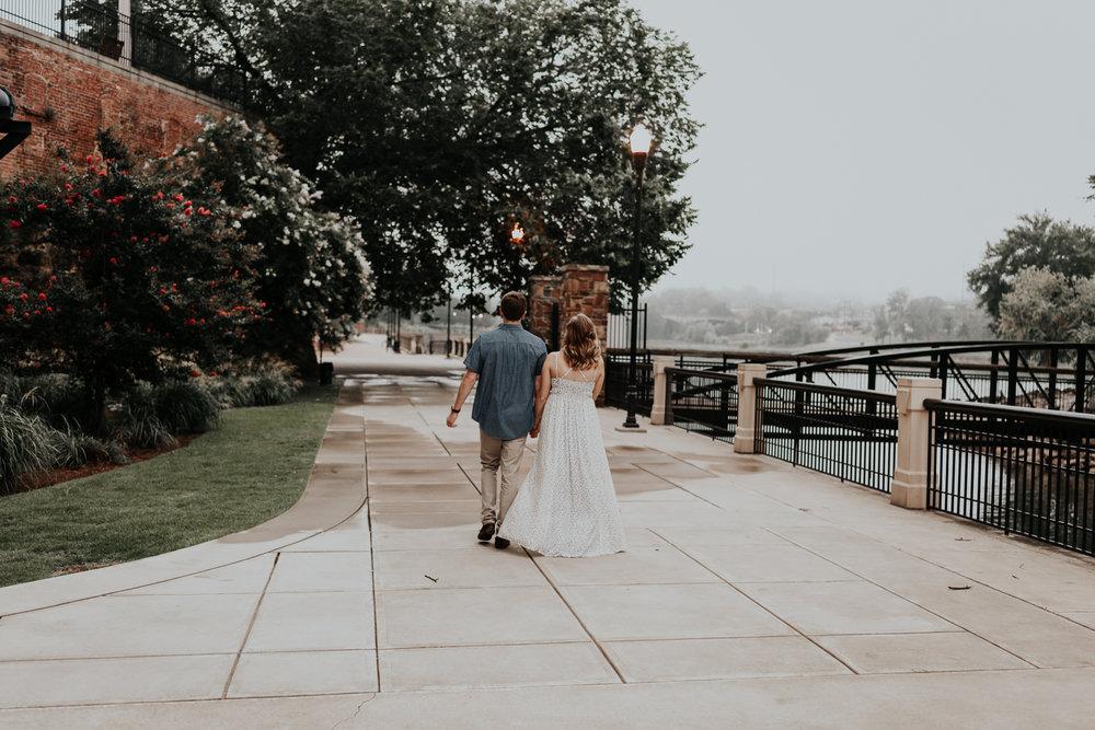 Columbus Georgia Engagement, Elopement and Wedding Photographer