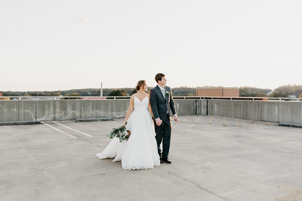 Downtown Columbus Georgia Wedding
