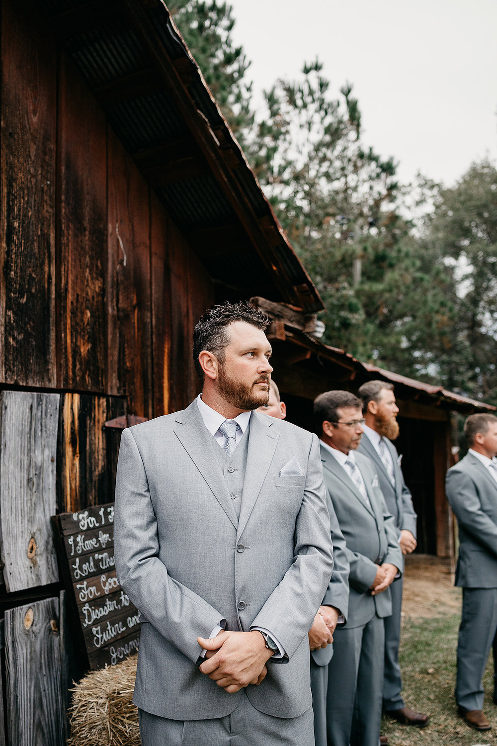 Columbus Georgia Botanical Garden Wedding