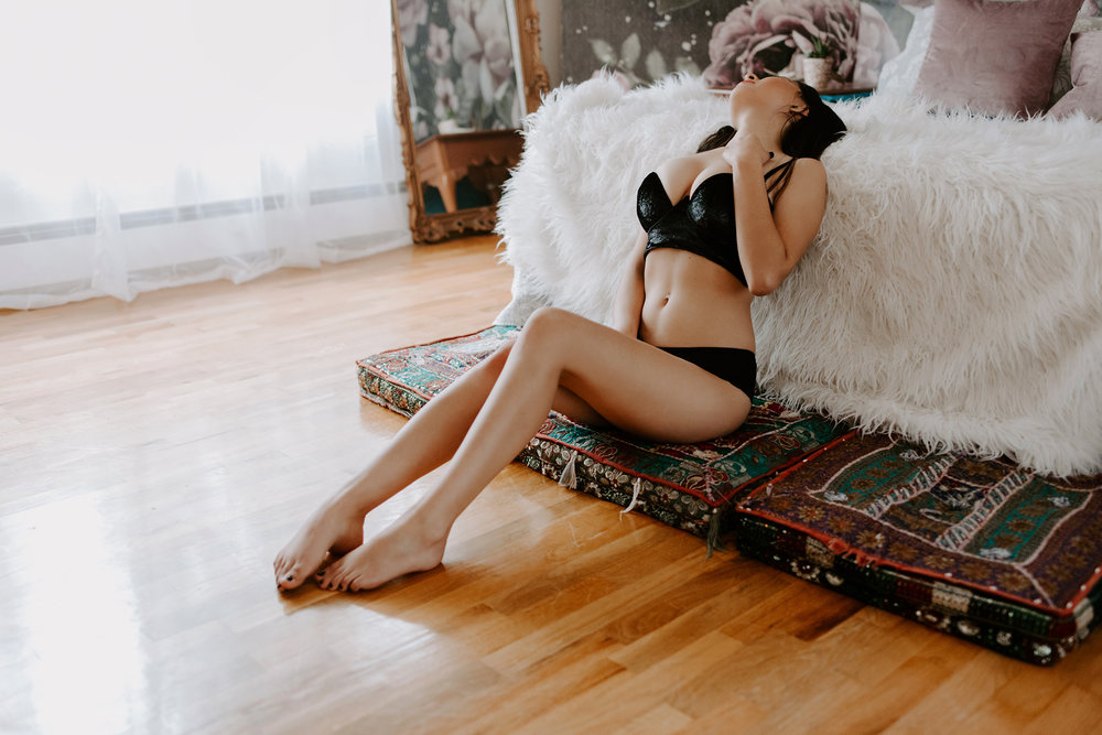 Olympia Washington Boudoir Photographer - Brittany Martorella