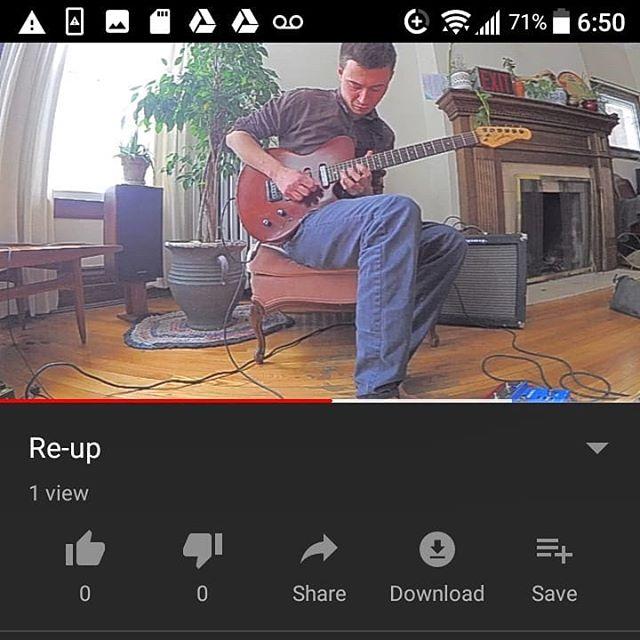 New video link in bio  #solo #guitar #improvisation