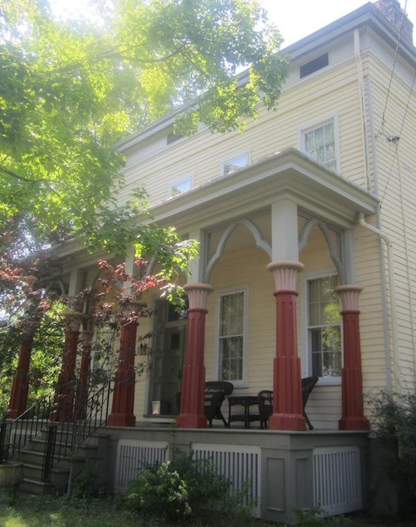 House On Allen St Hudson