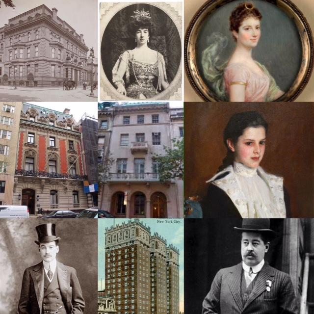 Were Living In New Gilded Age But This >> The Myriad Manhattan Residences of the Vanderbilt Cousins Part One: The Children of Cornelius ...