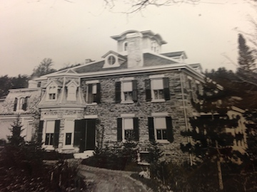 Marcy Hall: Courtesy of the New York State Historical Association (NYSHA) Library, Cooperstown, New York, Florence Ward Local History Collection (Chestnut)