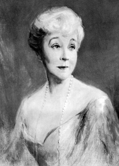 Portrait of Consuelo