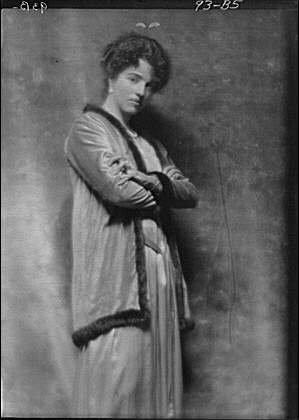 Adele circa 1912.