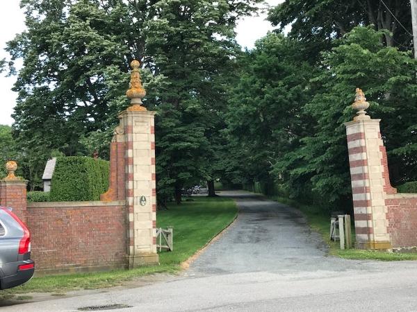 Harborview's gates