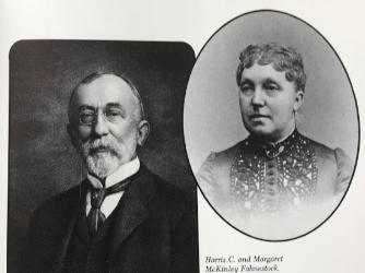 Harris C and Margaret McKinley Fahnestock