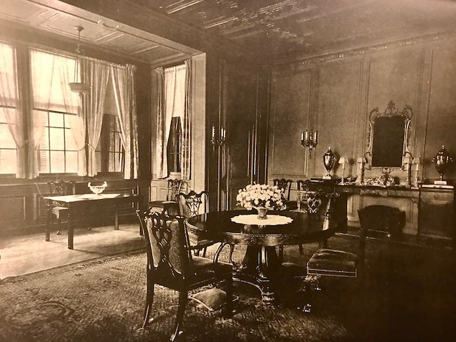 Dining Room at Girdle Ridge