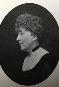 Helen Fahnestock Hubbard