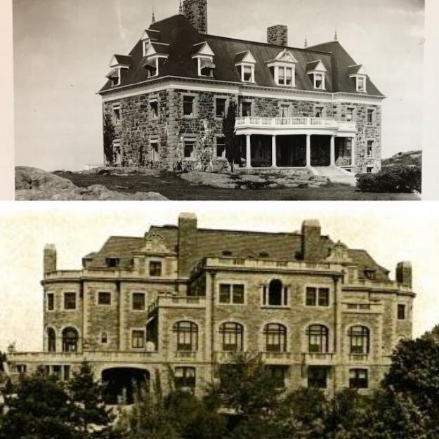 Belvoir (tp) Beacon Hill House (bottom)