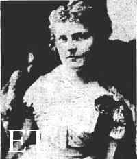Emma Ward Bucknell