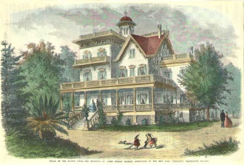 Bennett mansion