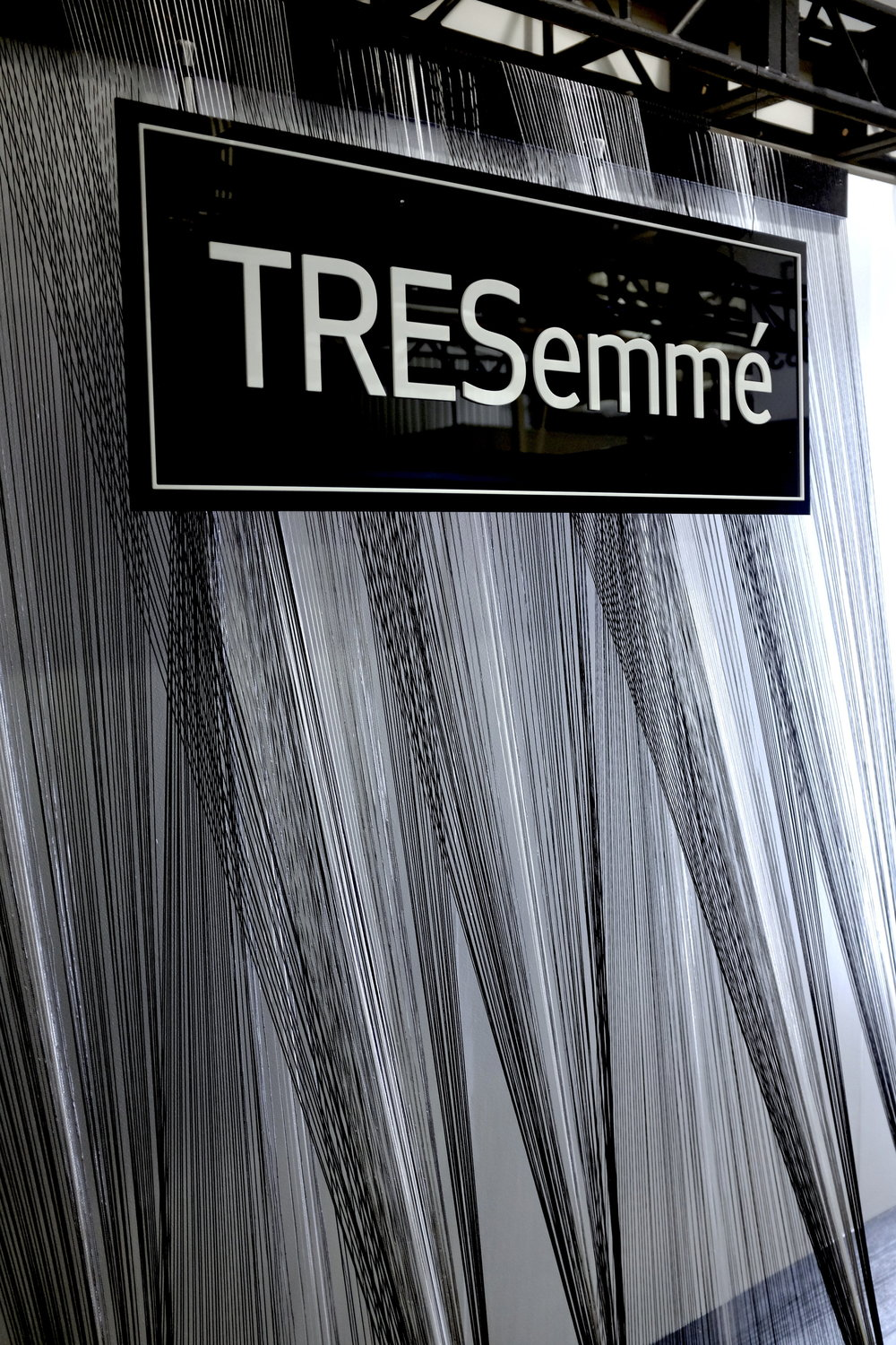 TRESemmé x NYFW – Jacob M Fisher, 2017