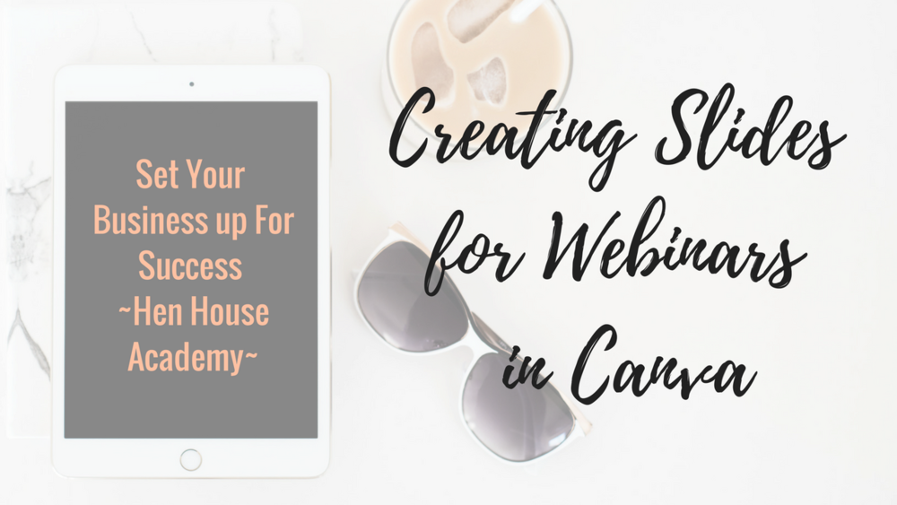 How to Create Slides in Canva