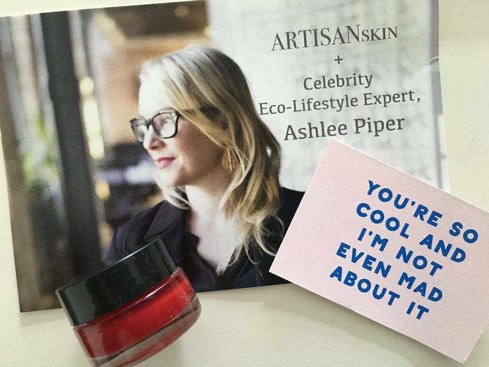 "ArtisanSKIN + Ashlee Piper ""Natural Blush"" Lip + Cheek Tint - $15"