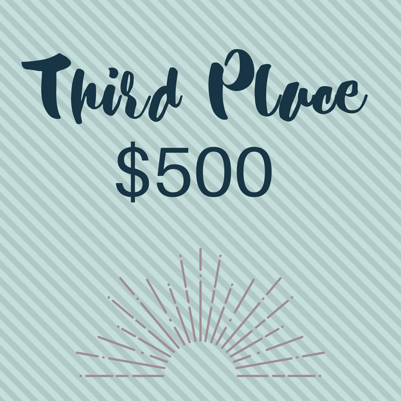 Third Place Prize $500