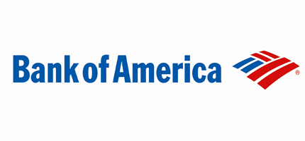 Bank of America® Logo - National Client List Premier Lawn Care Nashville