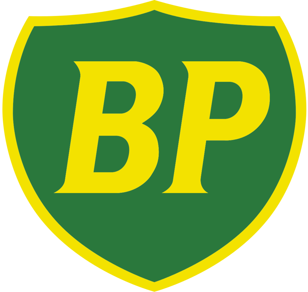 BP, British Petroleum Logo - National Client List Premier Lawn Care Nashville