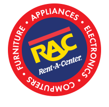 RAC Rent-A-Center® Logo - National Client List Premier Lawn Care Nashville