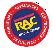 RAC Rent-A-Center® Logo - National Client List Premier Lawn Care Nashville