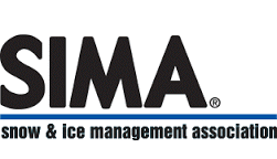 SIMA Snow & Ice Management Association Logo - Premier Lawn Care Nashville