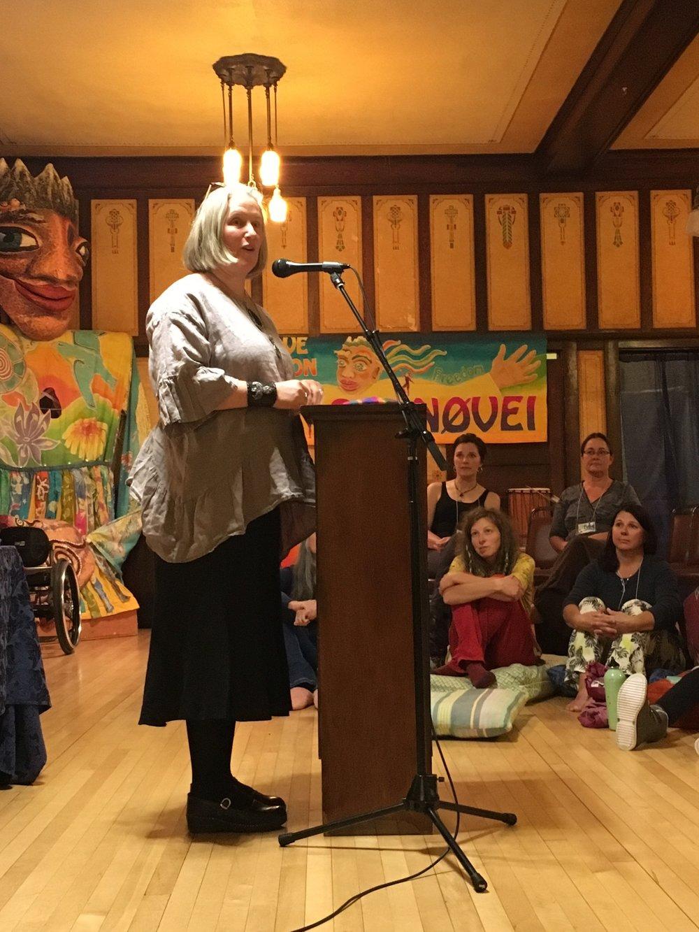 Keynote Speaker - Julia Hayes