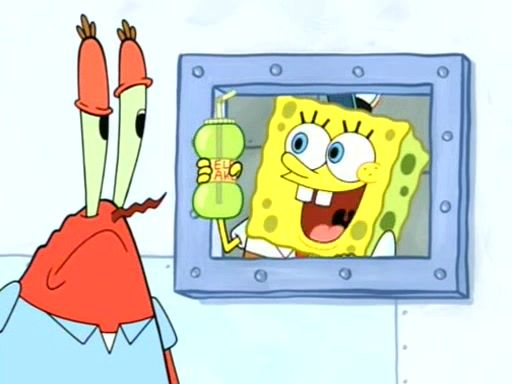 5 Times Spongebob Loved Kelp Just As Much As We Do Kelpy