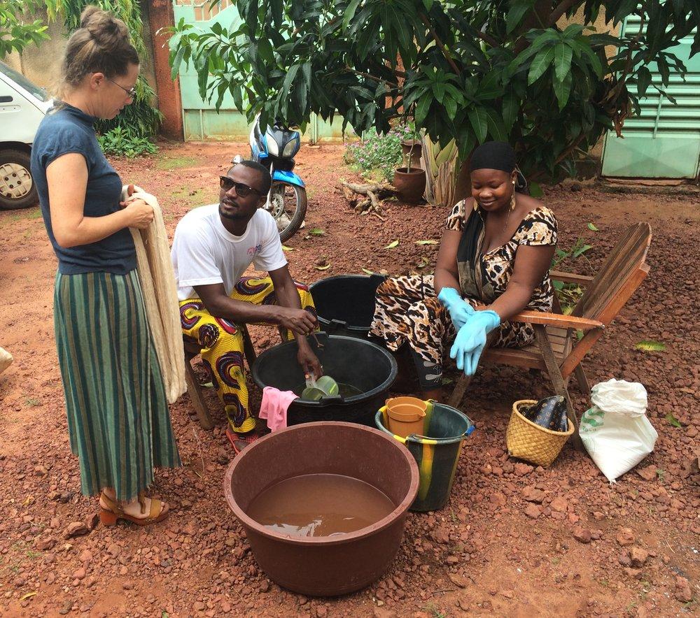 Xoomba Dye Team