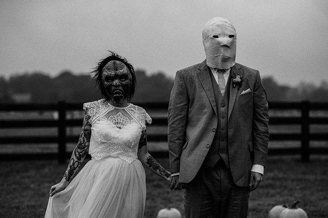Happy Halloween.  Congrats to these guys! @melvin.junko @rottenxapples