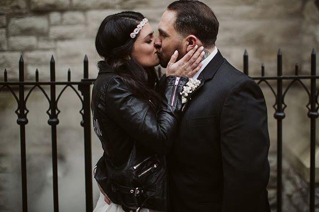These guys have sneak peeks in the blog!  #cincinnatiweddingphotographer #cincinnatiphotographer #rfwppi #togetherjournal #photobugcommunity #lexigetsspanked #citywedding #moodyvibes #junebugweddings #weddingvibes #togetherweroam #contemporarybride #huffpostido  #weddinginspiration  #wanderingphotographers #momentsovermountains #loveauthentic #lookslikefilm #heyheyhellomay #loveintentionally #makeportraits #modernbride #leatherjacket #whitemagazine #realwedding #rocknrollbride #documentaryphotography #documentaryweddingphotographer entarywedd