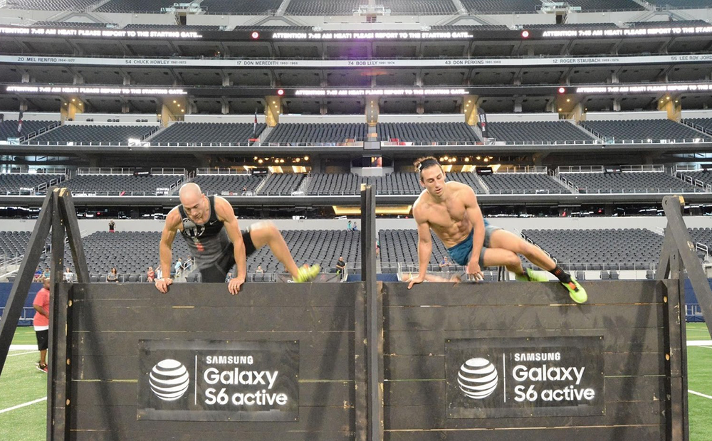 Spartan Stadium Series - These races take place inside a professional sports stadium and there is NO MUD!! These races are a lot of fun to do with a group and a great way to up your fitness level!