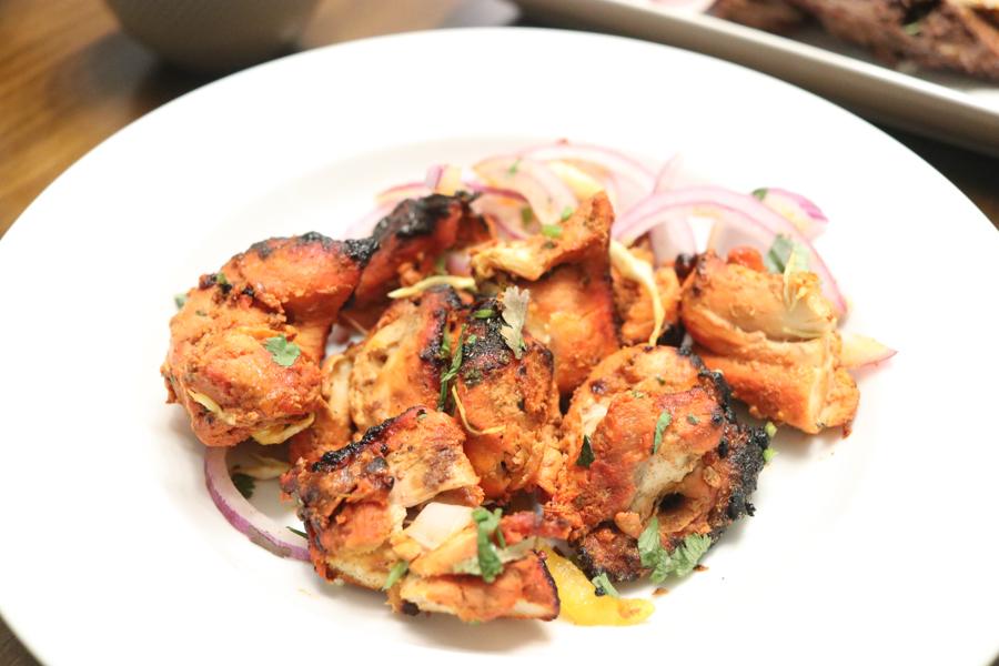 Chicken Tikka at Biryani-n-Grill