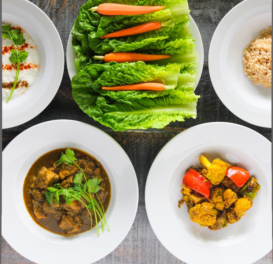 Indian Homemade Food