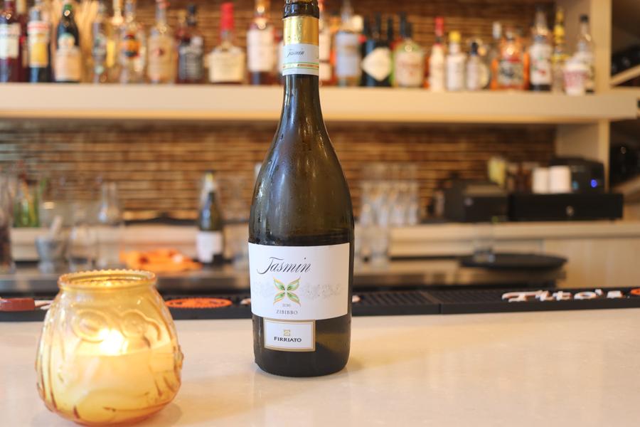 Jasmin, from Firriato Wines