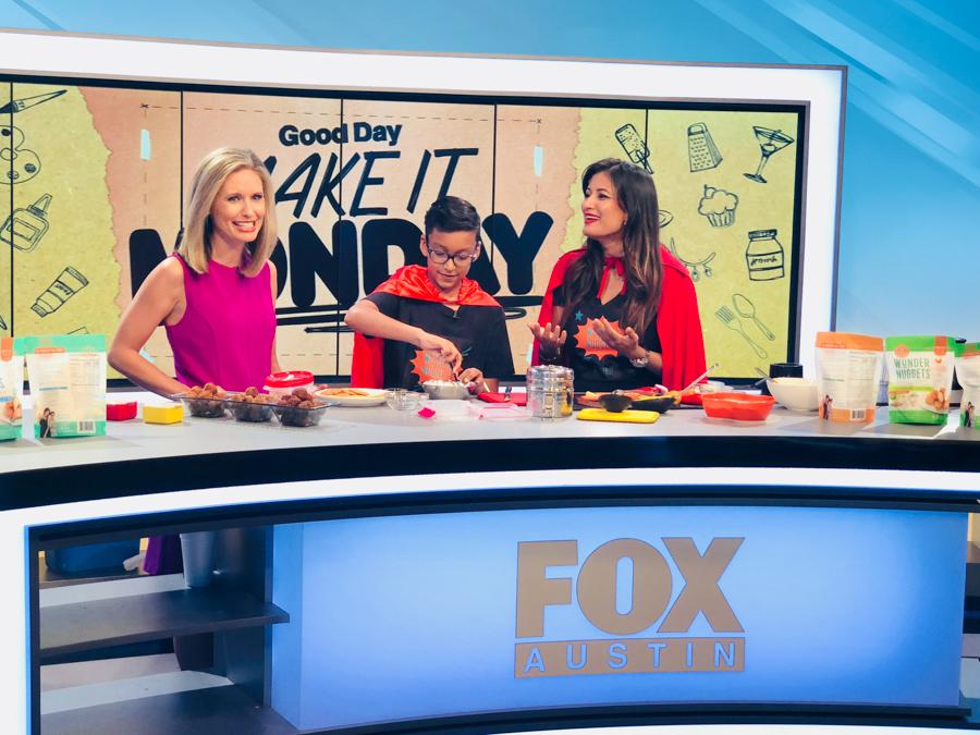 Hema Reddy on Fox 7