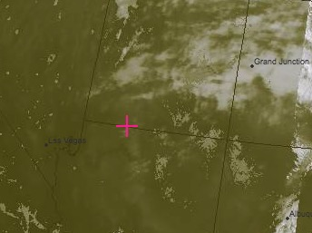 Composite VIS/IR Satellite Image Valid at 1630 Tuesday:
