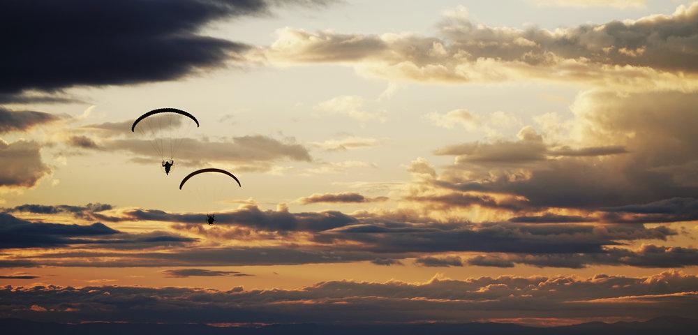 Sunrise flight over Lava fields.JPG