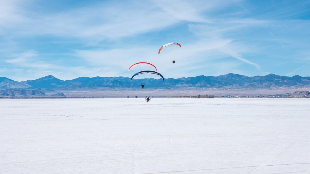 Bonneville Salt Flats - this is not photoshopped