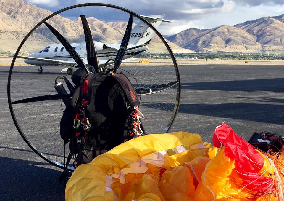 Using the municipal airports is a great refuelling and navigation strategy